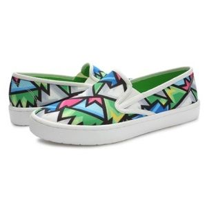 New Loudmouth Sonny Crystal Vienna Sneakers